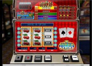 Automatové hry Joker8000