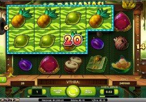 Hrací automaty Go Bananas