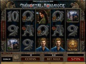 Automatové Hry Immortal Romance
