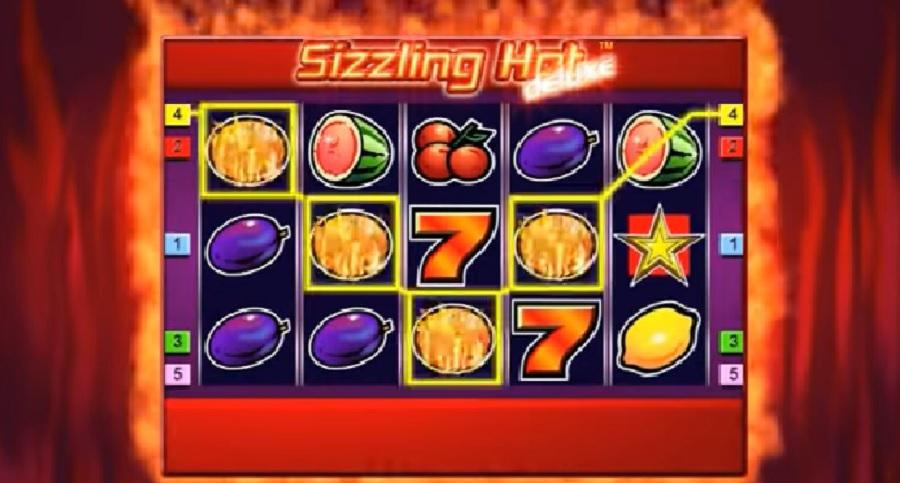 Hrací automat Sizzling Hot je stále top