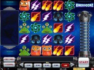 Spilleautomater Energoonz