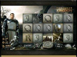 Spilleautomater Forsaken Kingdom