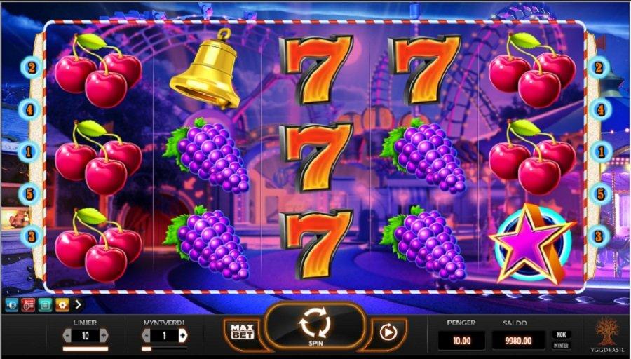 Spilleautomater Jockerizer