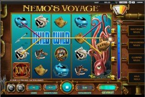 Spilleautomater Nemo's Voyage