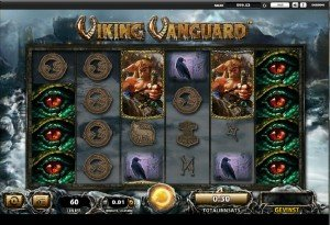 Spilleautomater Viking Vanguard