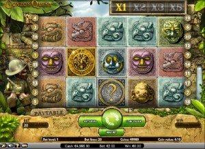 Automatová hra Gonzos Quest