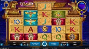 Norske spilleautomater Pyramid Quest for Immoratlity