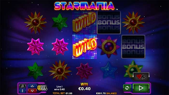Spilleautomater Starmania