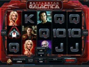 Battlestar Galactica videospilleautomat