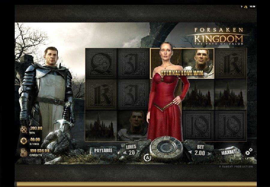 Hrací automaty Forsaken Kingdom zdarma