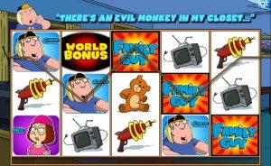 Hrací automaty Family Guy