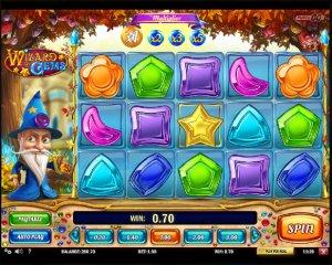 Hrací automaty Wizard of gems zdarma
