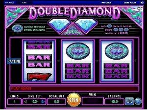 Hrací automaty Double Diamond