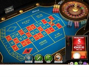 Hrací automaty Roulette VIP
