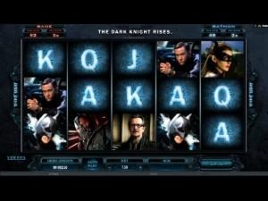 Hrací automaty Dark Knight