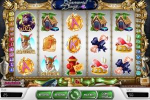 Hrací automaty Diamond Dogs