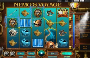 Automaty hry Nemo's Voyage gratis