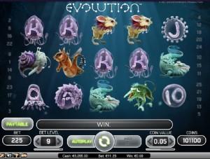 Spilleautomater Evolution