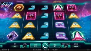 Spilleautomater Neon Staxx gratis