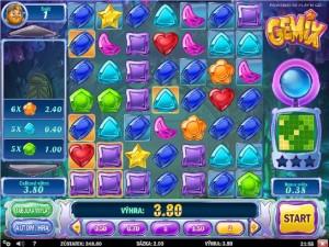 Výherné hracie automaty Gemix