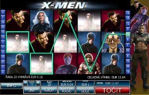 Online automaty X-men