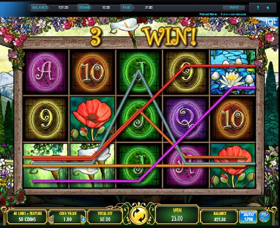 Online automat In Bloom