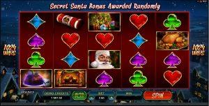 Online automat Secret Santa