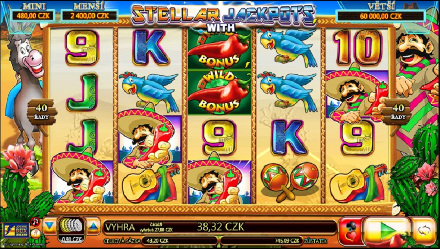 Chilli Gold 2 online automat