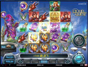 Cloud Quest herní automat zdarma