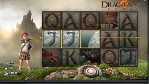 Dragon's Myth online výherní automat