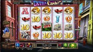 Automat online Extra Cash