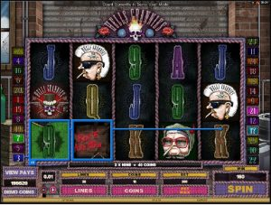 Hells Grannies online automat