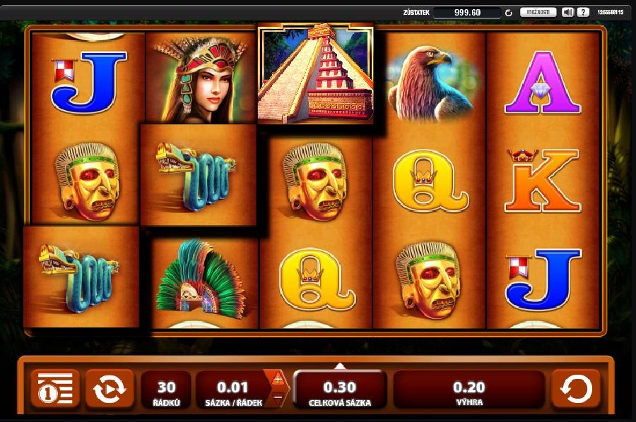 Montezuma výherní automat