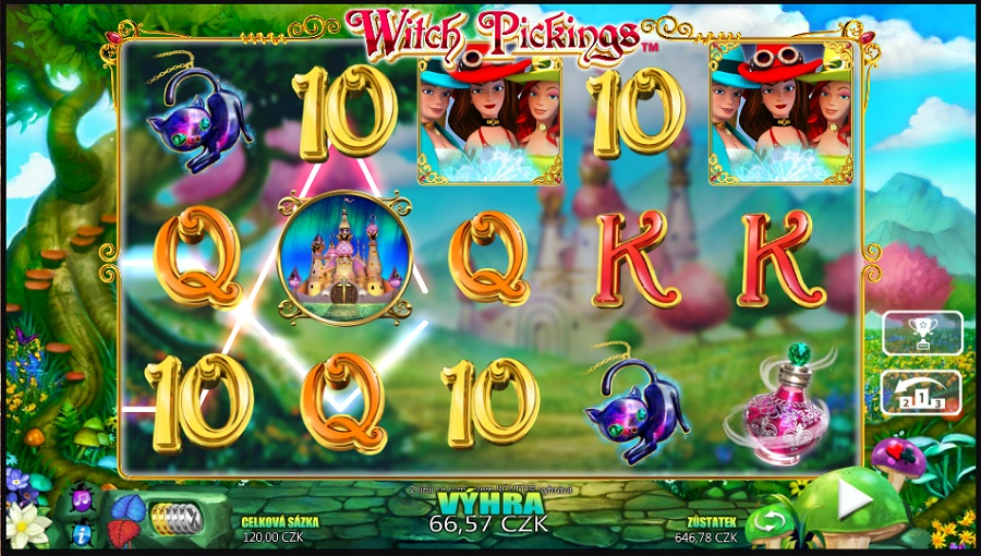 Witch pickings online automat