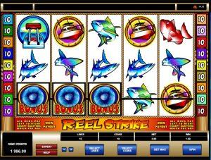 Reel Strike online automat