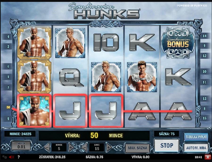 Scandinavian Hunks
