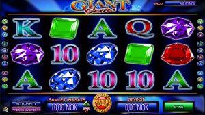 Giant Gems online spilet