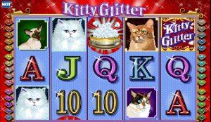 Kitty Glitter spillautomat online