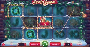 Automaty Secrets of Christmas online