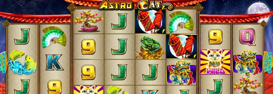 Astro Cat video spilleautomater