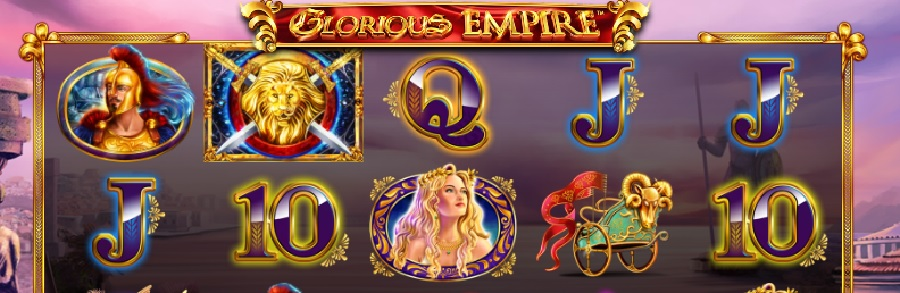 Glorious Empire video slots