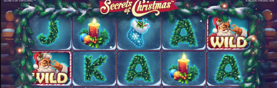 Secrets of Christmas norgesautomaten gratis