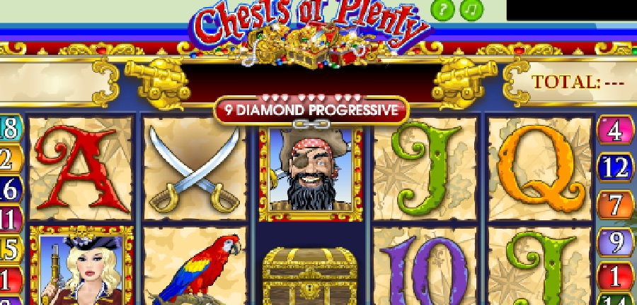Chests of Plenty free spilleautomater