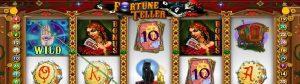 Spillmaskinen Fortune Teller