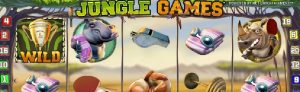 Jungle games spill online