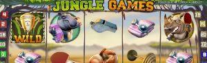 Jungle games spill online