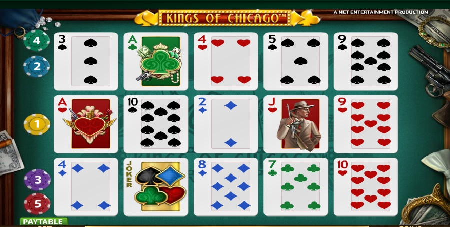 Online Spillet Kings of Chicago