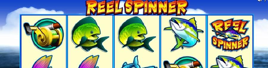 Spilleautomater Reel Spinner