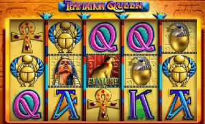 Temptation Queen norgesautomaten gratis