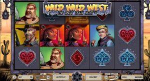 Wild wild west Ingyenes Nyerőgép